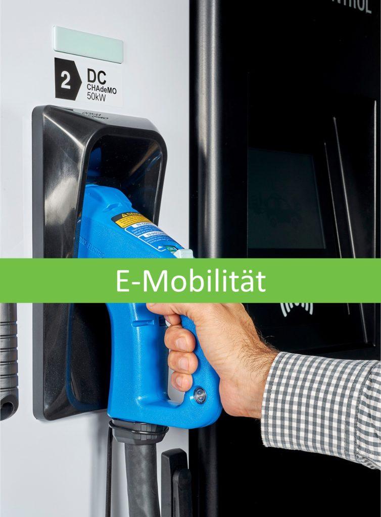 GreenInfra Home E-Mobilität Ladestationen E-Tankstelle Wallbox