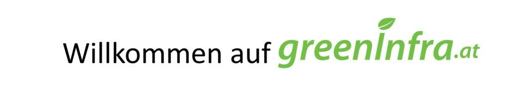 GreenInfra Home Willkommen Logo